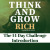 Think and Grow Rich 14 day challenge - Day 1 The Introduction show art