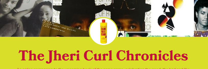 Blerd Radio Presents: The Jheri Curl Chronicles Podcast (Ep. 2)