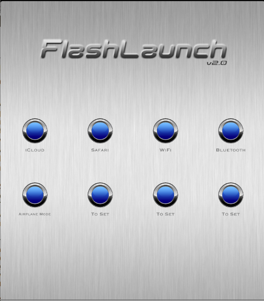 Look out for iOS 5.1 if your are using Flashlaunch and home screen shortcuts