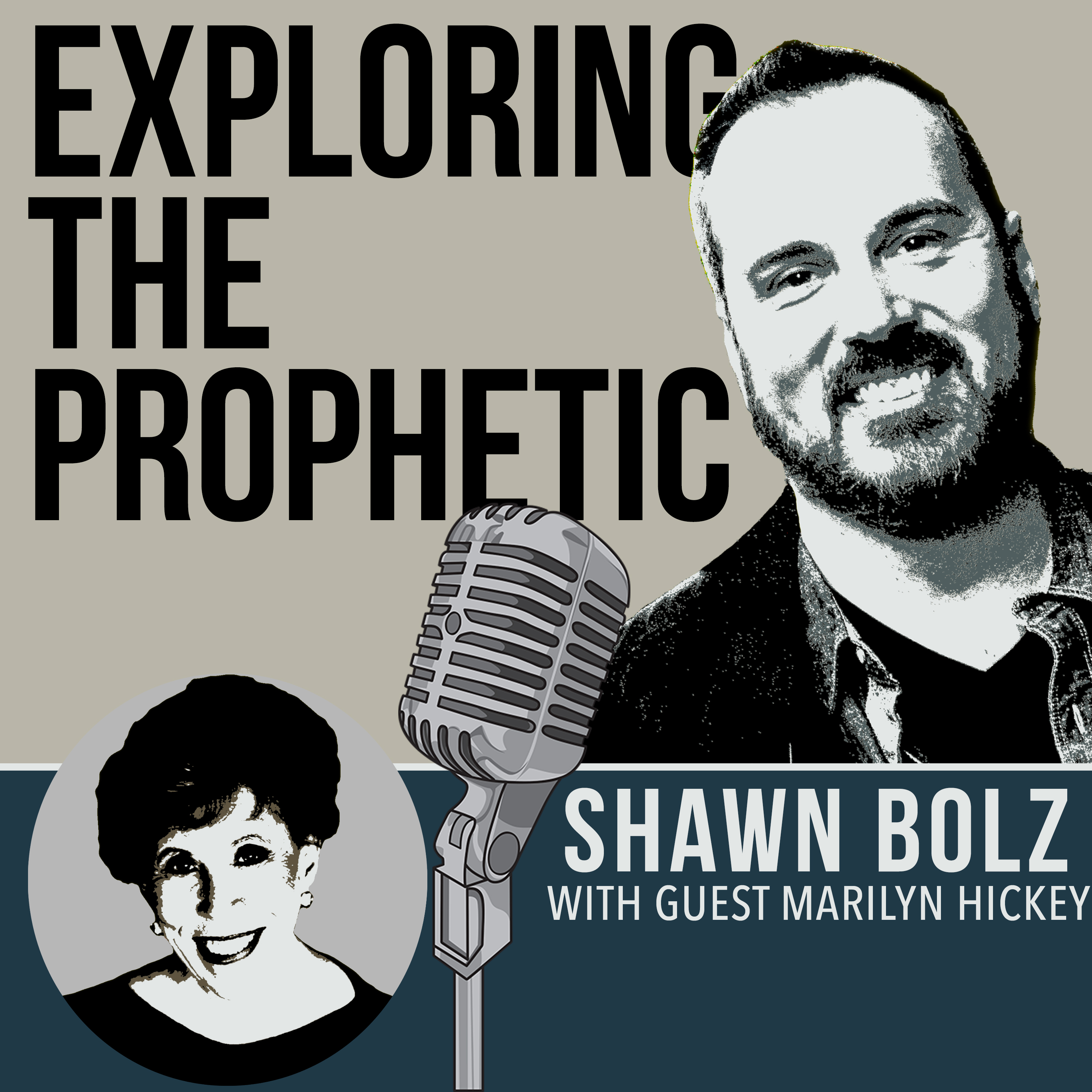 Artwork for Exploring the Prophetic with Marilyn Hickey (Ep. 8)