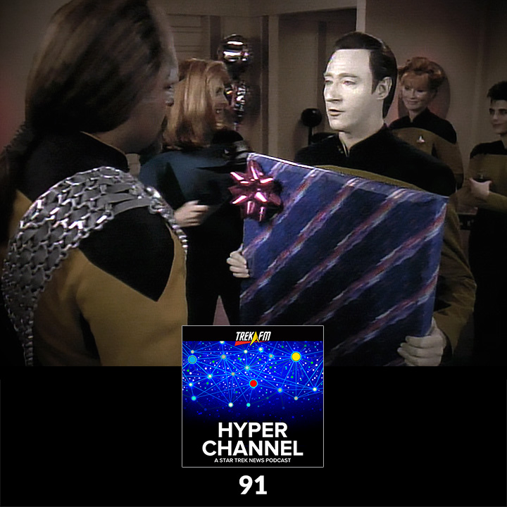 Hyperchannel 91: The Gift of Star Trek
