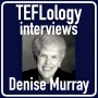 Artwork for TEFL Interviews 22: Denise Murray on Computers in ELT