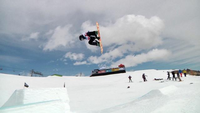 Artwork for NK Snowboard Freeski / Slopestyle