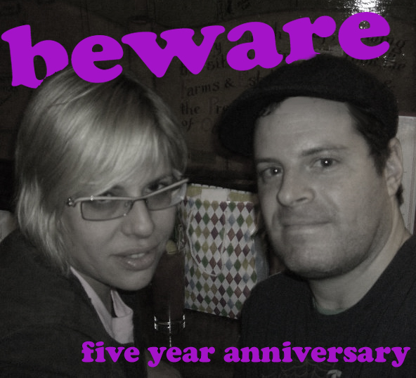 The Five Year Anniversary Podcast * BEWARE OF THE BABYLON