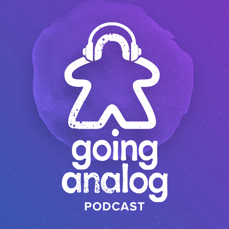 Going Analog Podcast show art