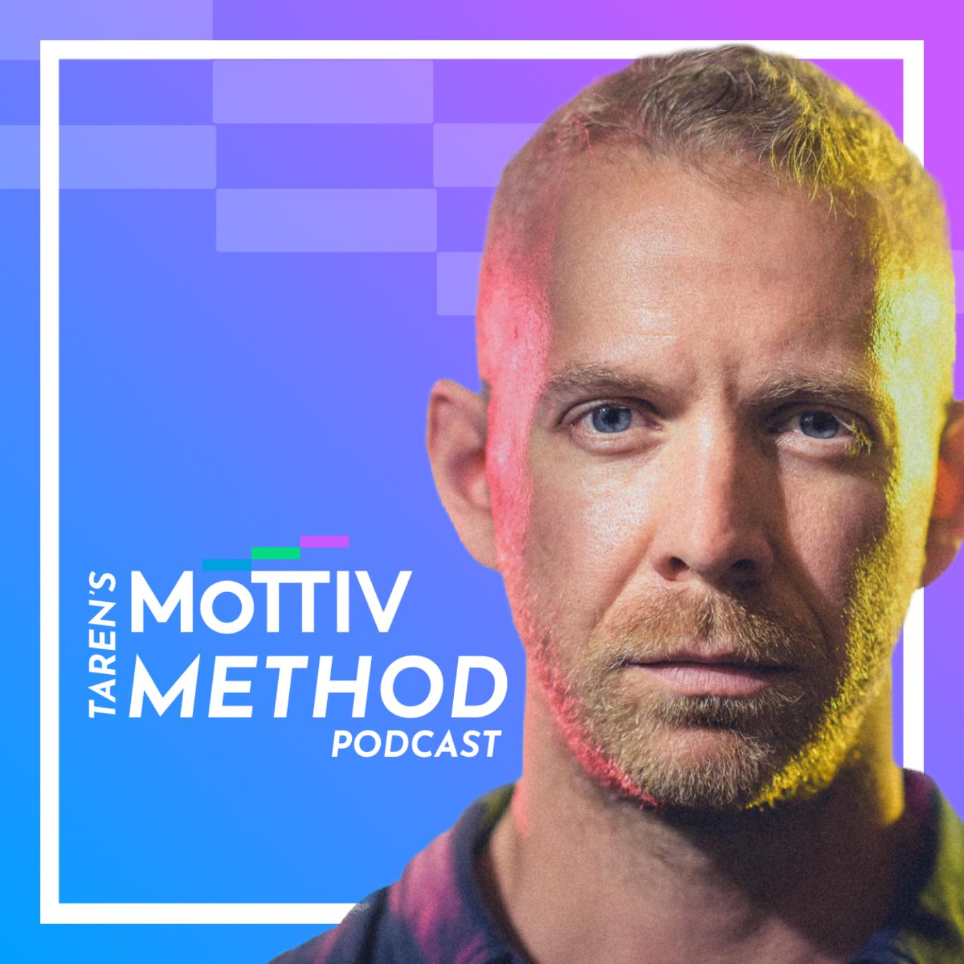 Taren's MōTTIV Method Podcast show art