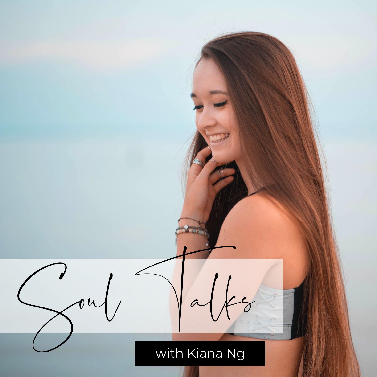 Soul Talks by Kiana Ng show art