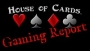 Artwork for House of Cards® Gaming Report for the Week of August 29, 2016