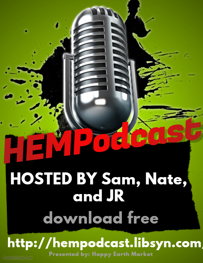 HEMPodcast show art