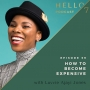 Artwork for 059 How to Become Expensive with Luvvie Ajayi Jones