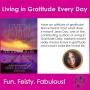 Artwork for Living in Gratitude