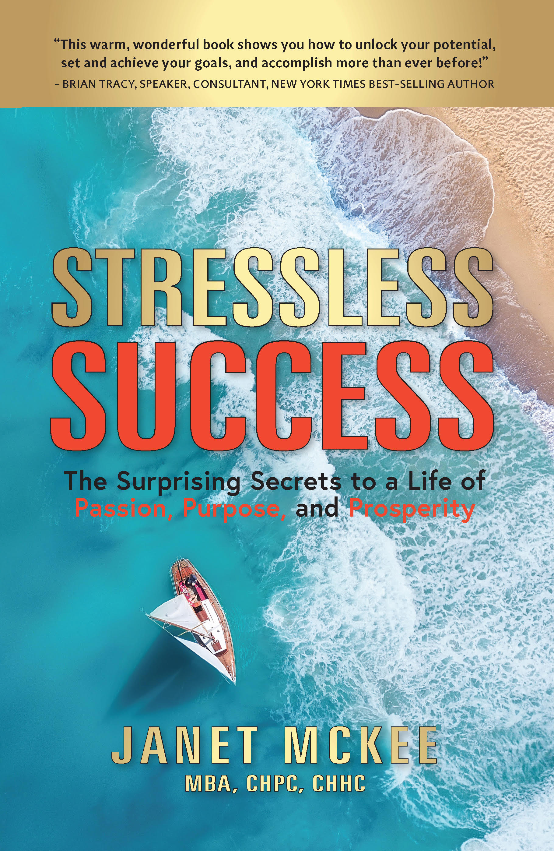 Book Cover: Stressless Success