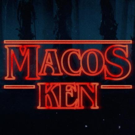 Mac OS Ken: 10.31.2016
