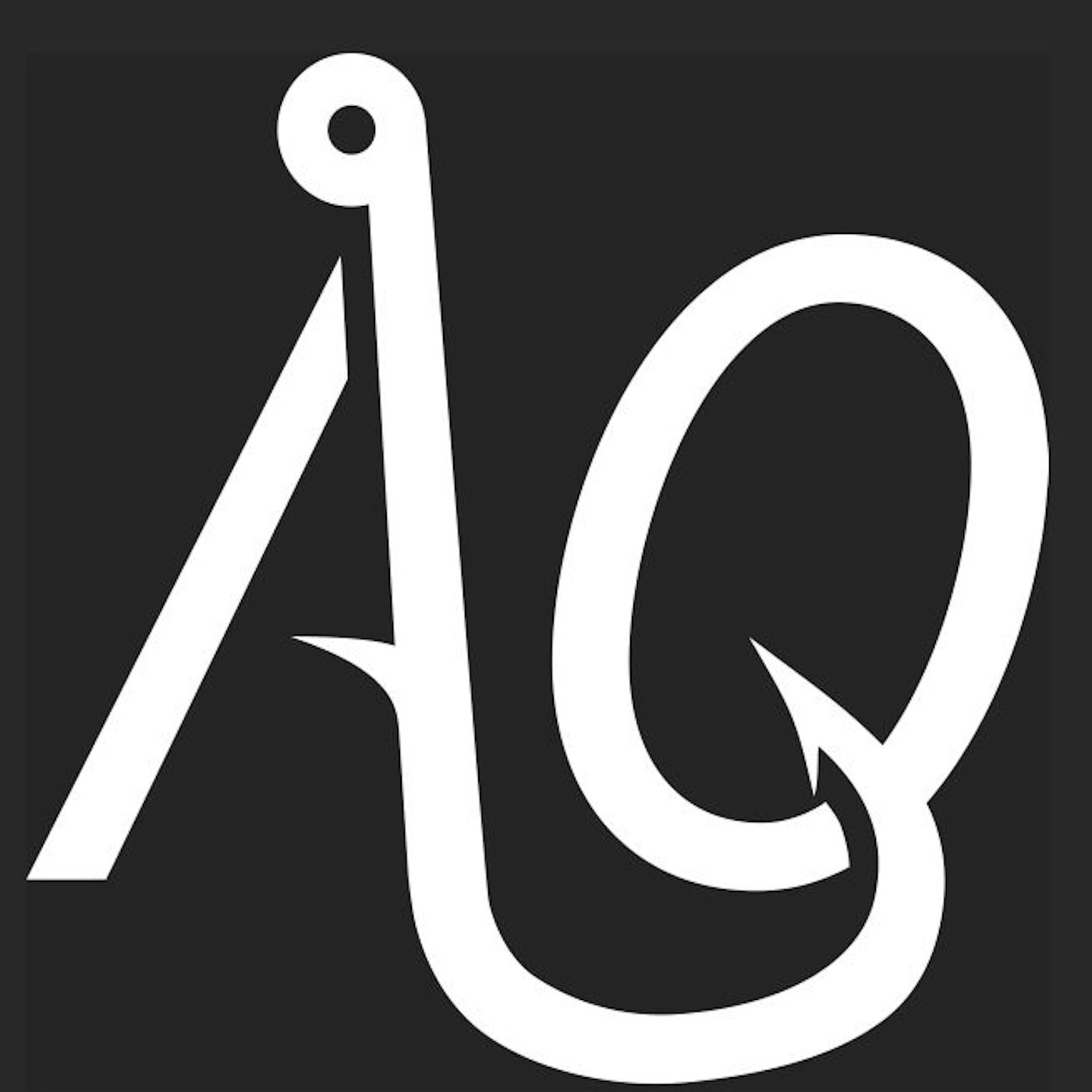 Angler Qwest Podcast show art