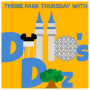 Artwork for S3E68: Walt Disney World Weekend Trip Report; the Polynesian entrance, EPCOT, The Party reunion, and reflecting on 9/11