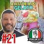 Artwork for ItaliaCast #21 | Gelato ou Sorvete? | Preciso Transferir Minha Residência No AIRE?