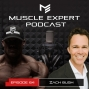 Artwork for 64 - Zach Bush MD, On hydration & gut health for faster muscle gains and how to increase glutathione levels by 800%