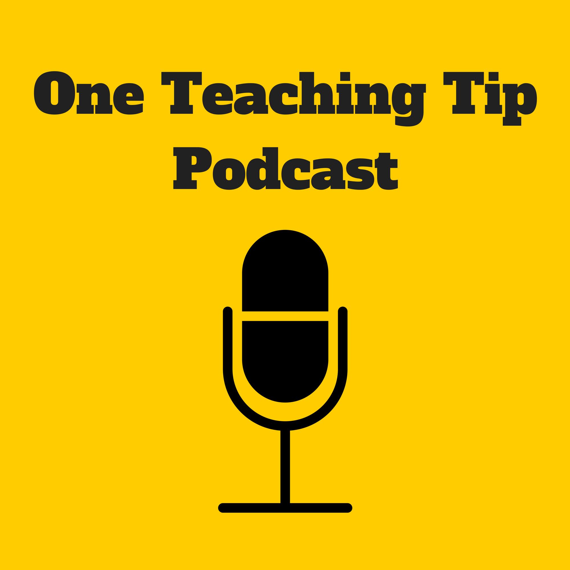 Artwork for Episode 104 - 12 More Tips for New Teachers