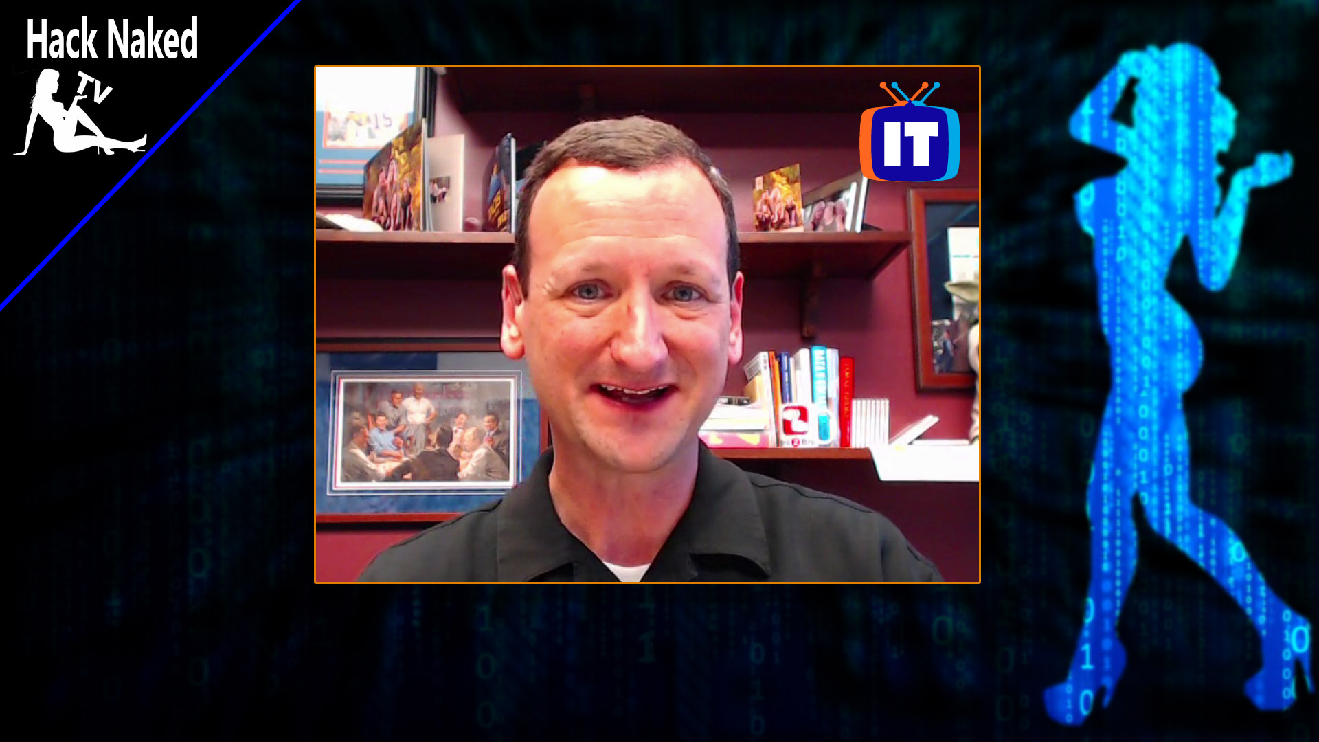 Artwork for Hack Naked TV - Interview with Don Pezet