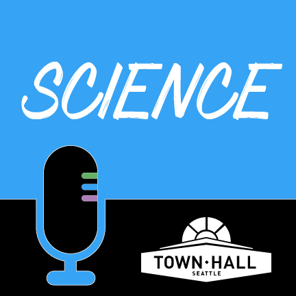 Town Hall Seattle Science Series show art