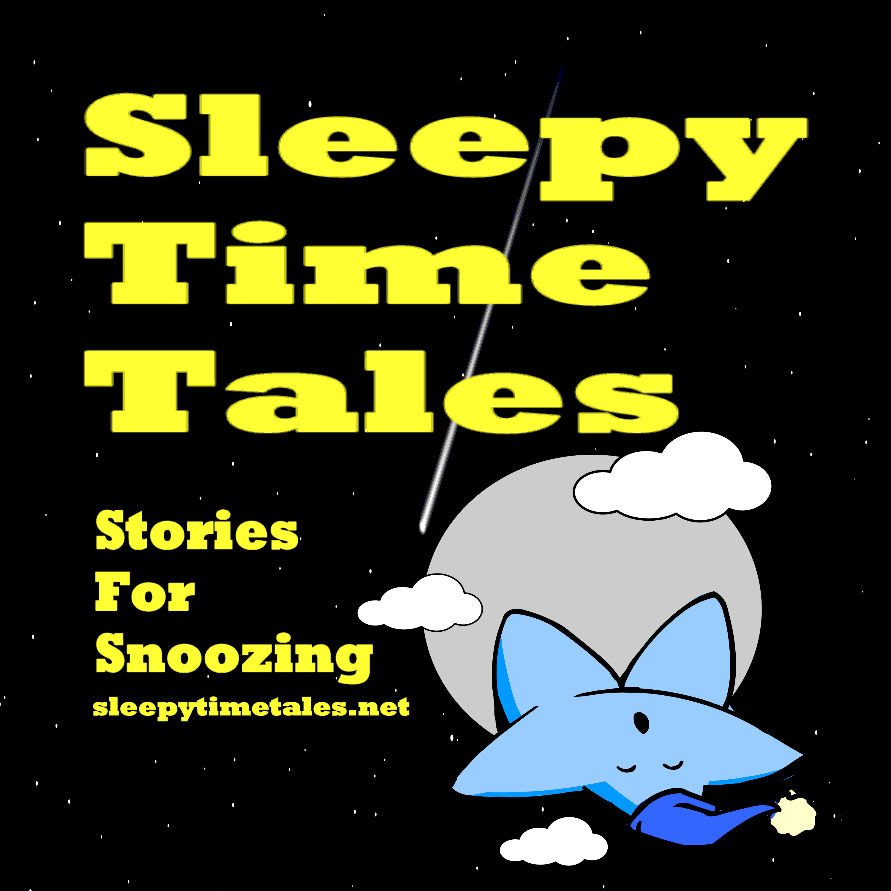 Sleepy Time Tales show art
