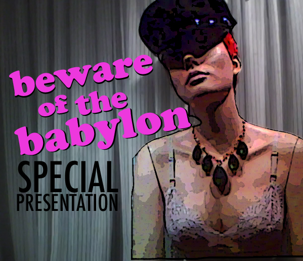 West Village Window-shopping • BEWARE OF THE BABYLON SPECIAL PRESENTATION