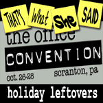 Episode # 35 -- Holiday Leftovers