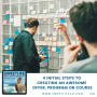 Artwork for 195: 4 Initial Steps To Creating An Awesome Offer, Program or Course - with April Beach
