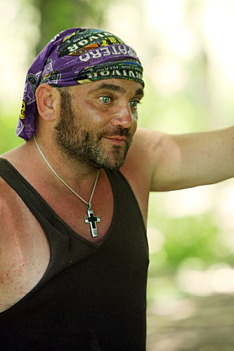 SFP Interview: Castoff from Episode 4 of Survivor Redemption Island