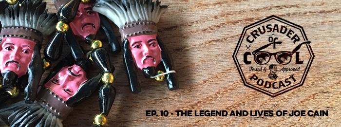 Crusader of Cool - Joe Cain - Rebroadcast - Mardi Gras - Wayne Dean