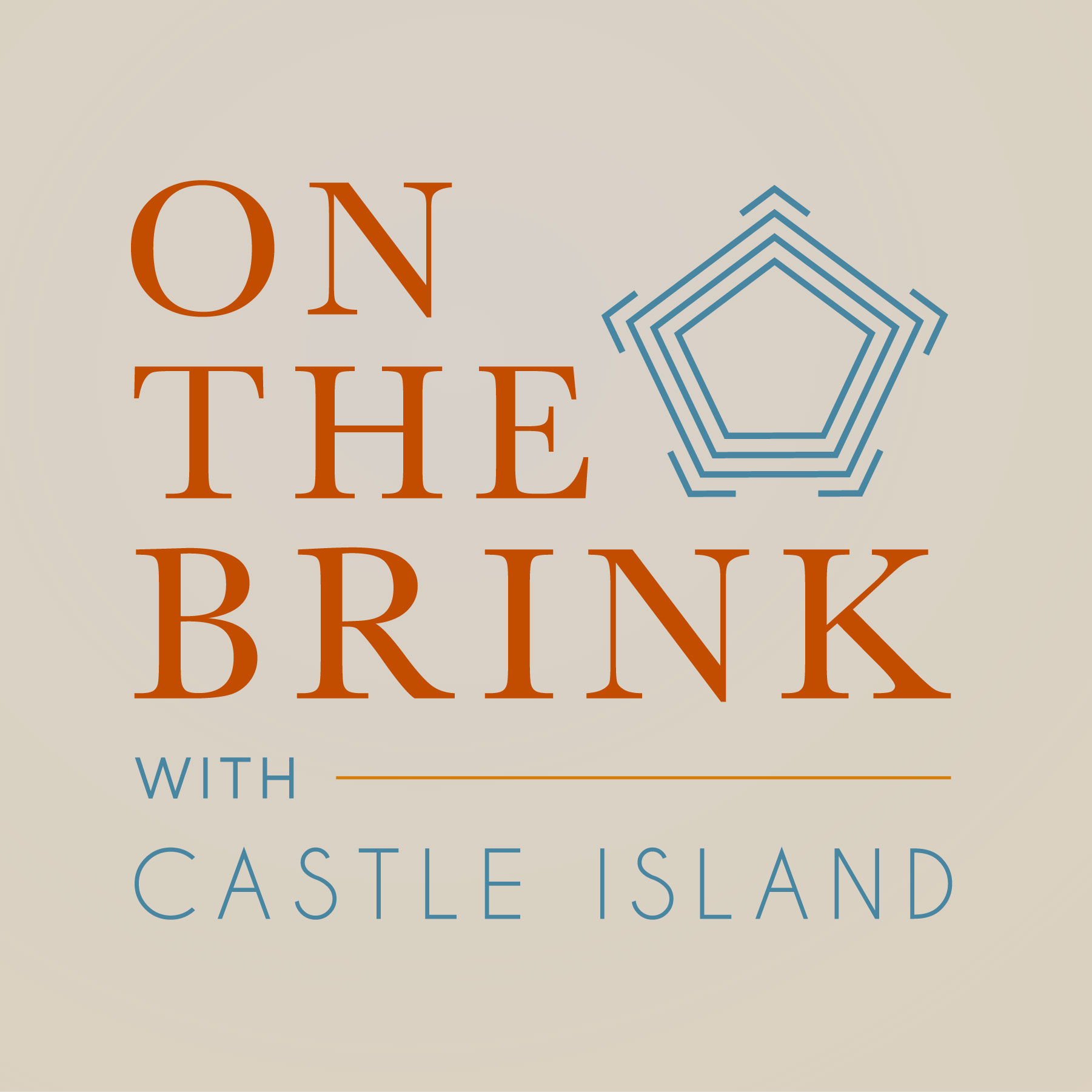 On The Brink with Castle Island show art