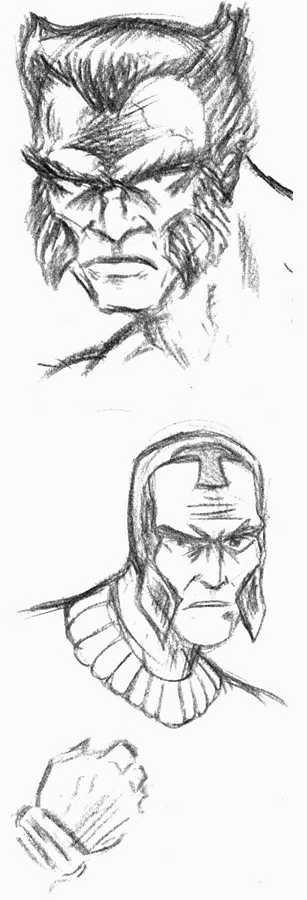 KomicsKast #58 - Eternals, Godland, Heroes, Wolverine Novel