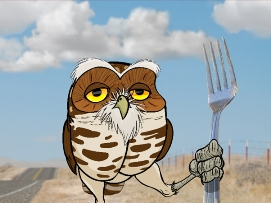 Mike Roush - The Hidden Life of the Burrowing Owl