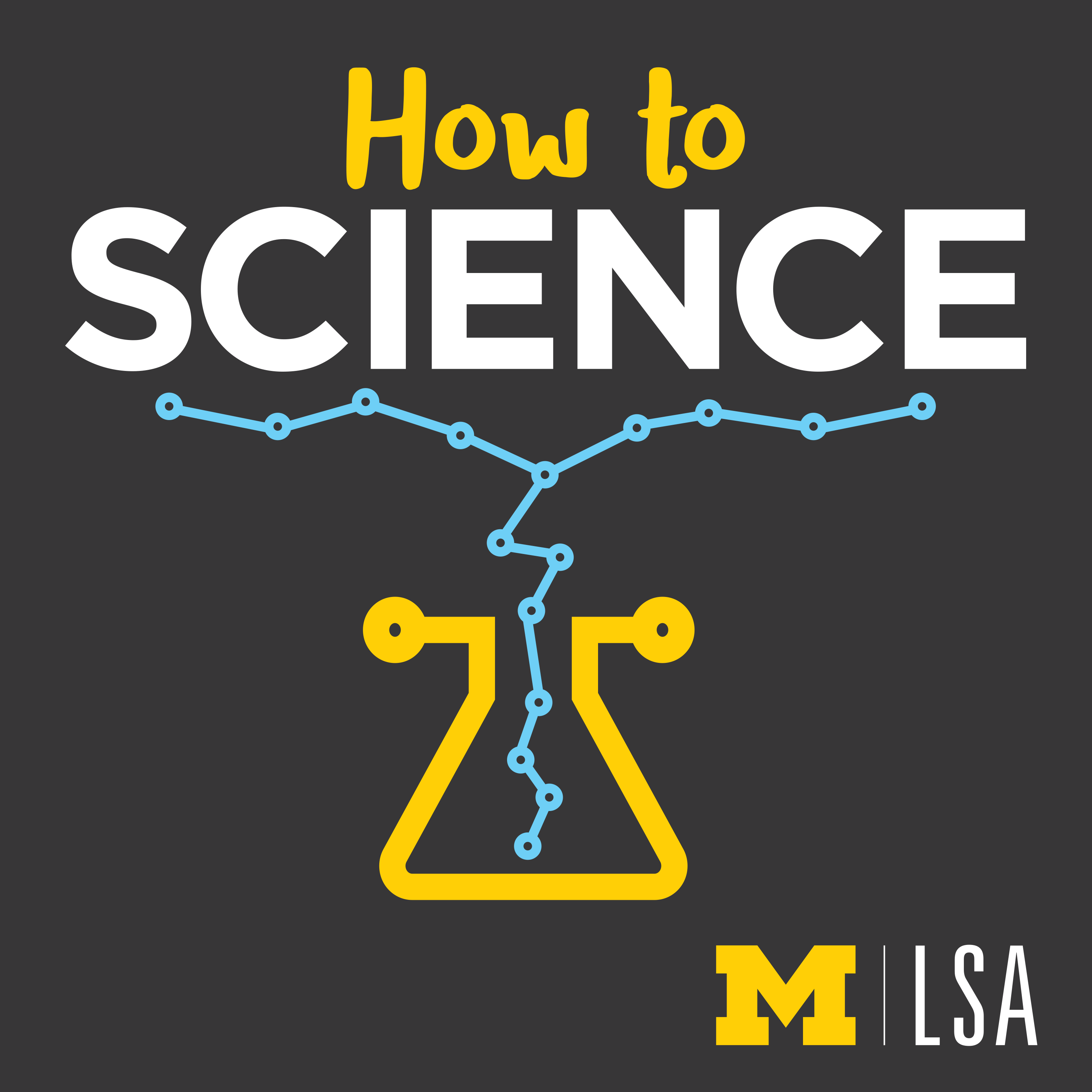 How to Science show art