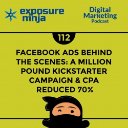 Exposure Ninja Digital Marketing Podcast | SEO, eCommerce, Digital