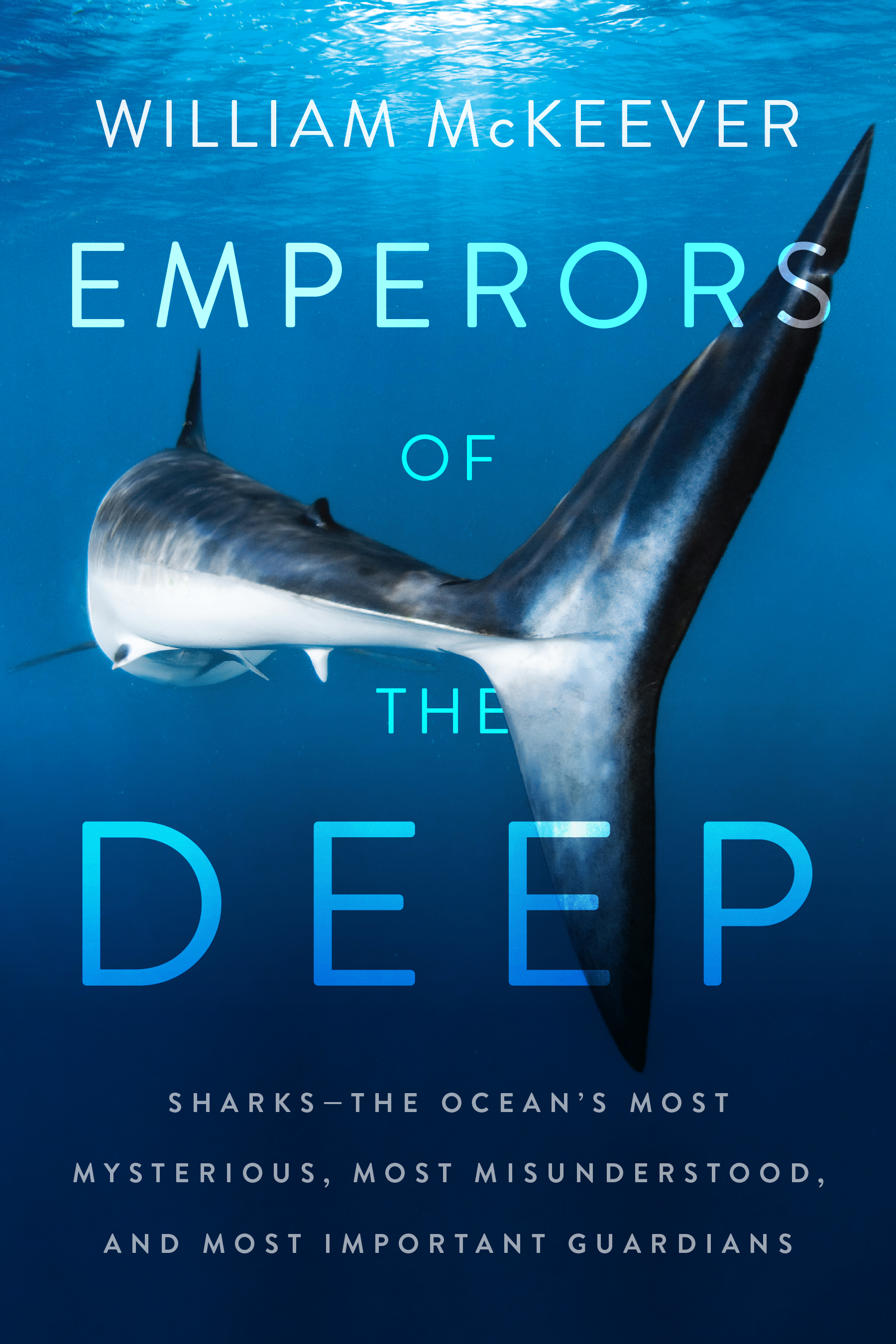 Emperors of the Deep Book Cover