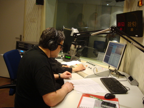 Radio Netherlands Last Minute Interviews 20-21 UTC June 29th 2012