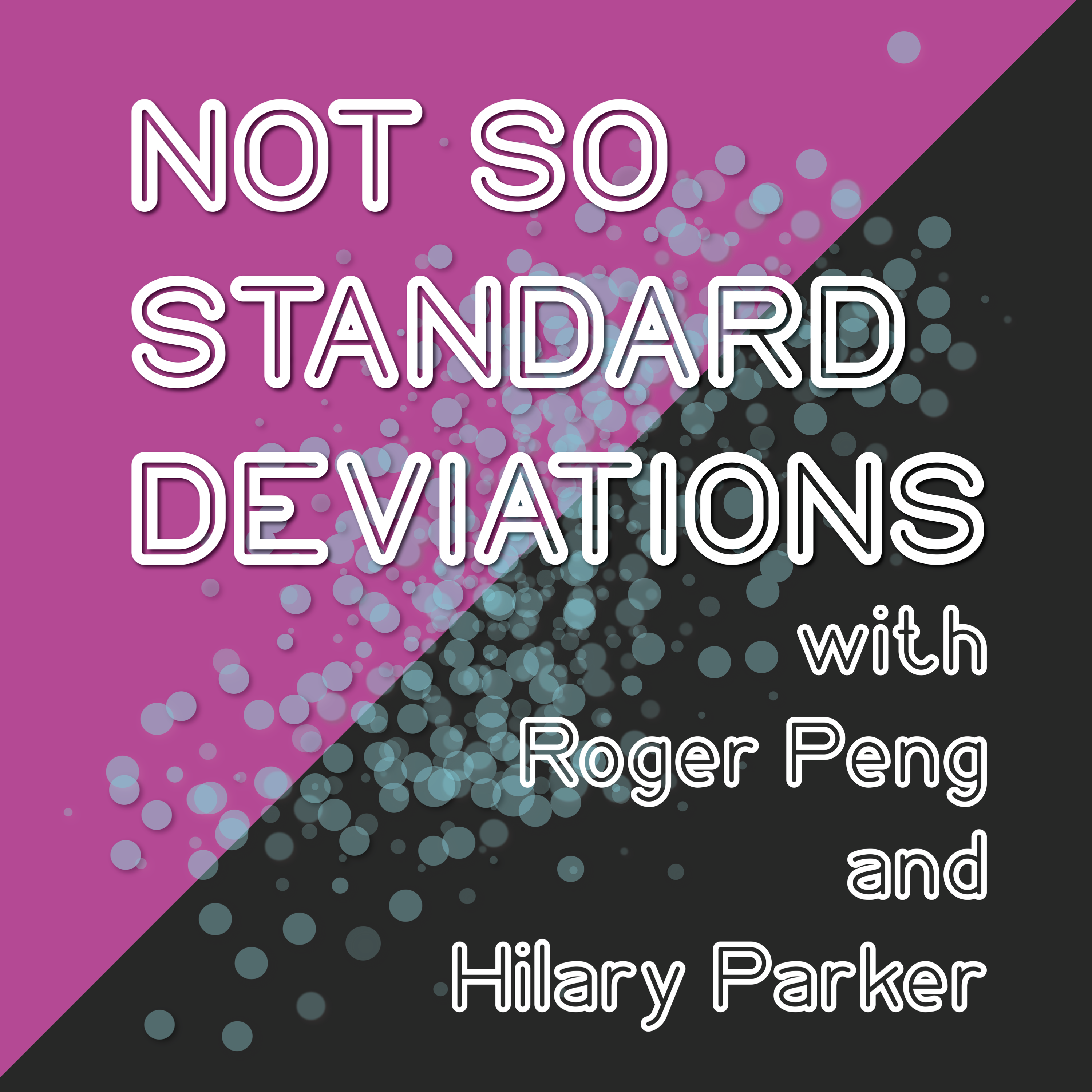 Not So Standard Deviations show art