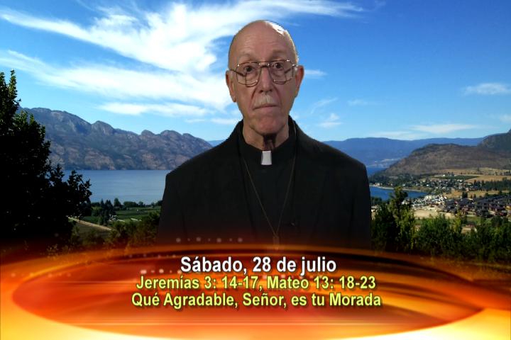 Artwork for Dios te Habla con Fr. Lenny de Pasquale; Tema el hoy:Qué agradable, Señor, es tu morada.
