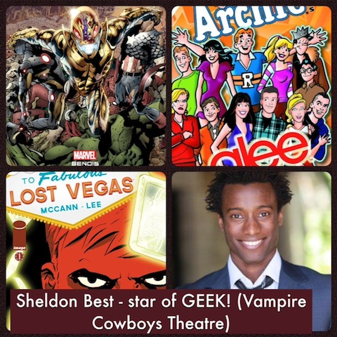 Episode 463 - Vampire Cowboys Theater GEEK's Out!