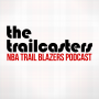 Artwork for Meyers Leonard resurgence! Also: NBA cannabis, Mikey V. of NBADraft.net talks Blazers rookies, Evan Turner, draft!