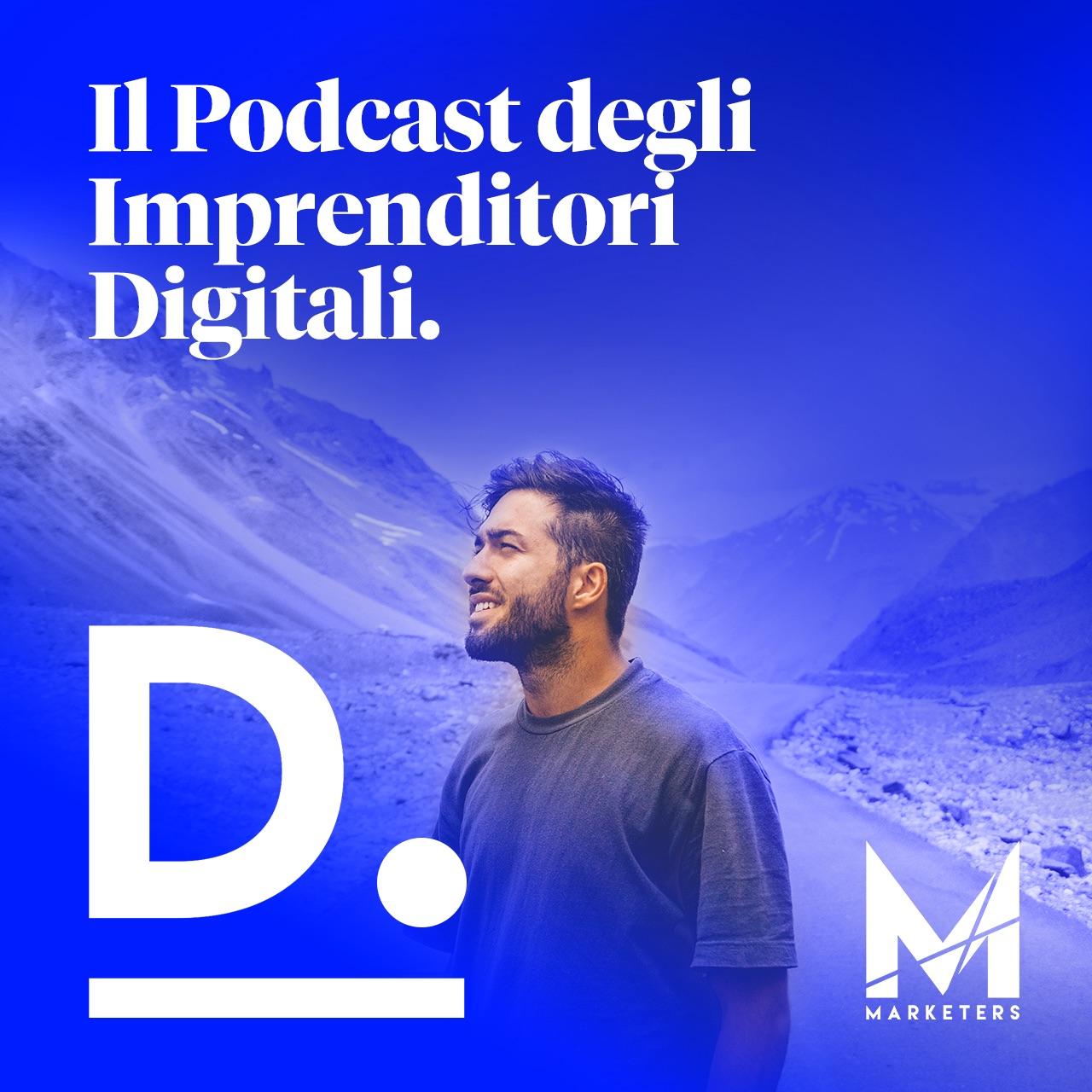 Dario Vignali Podcast show art