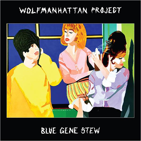 Blue Gene Stew Album