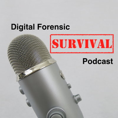 Digital Forensic Survival Podcast show image