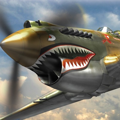 CHP-151-The Flying Tigers Part 1