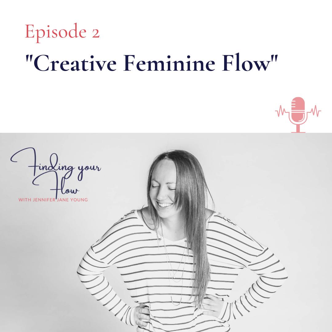Artwork for Creative Feminine Flow