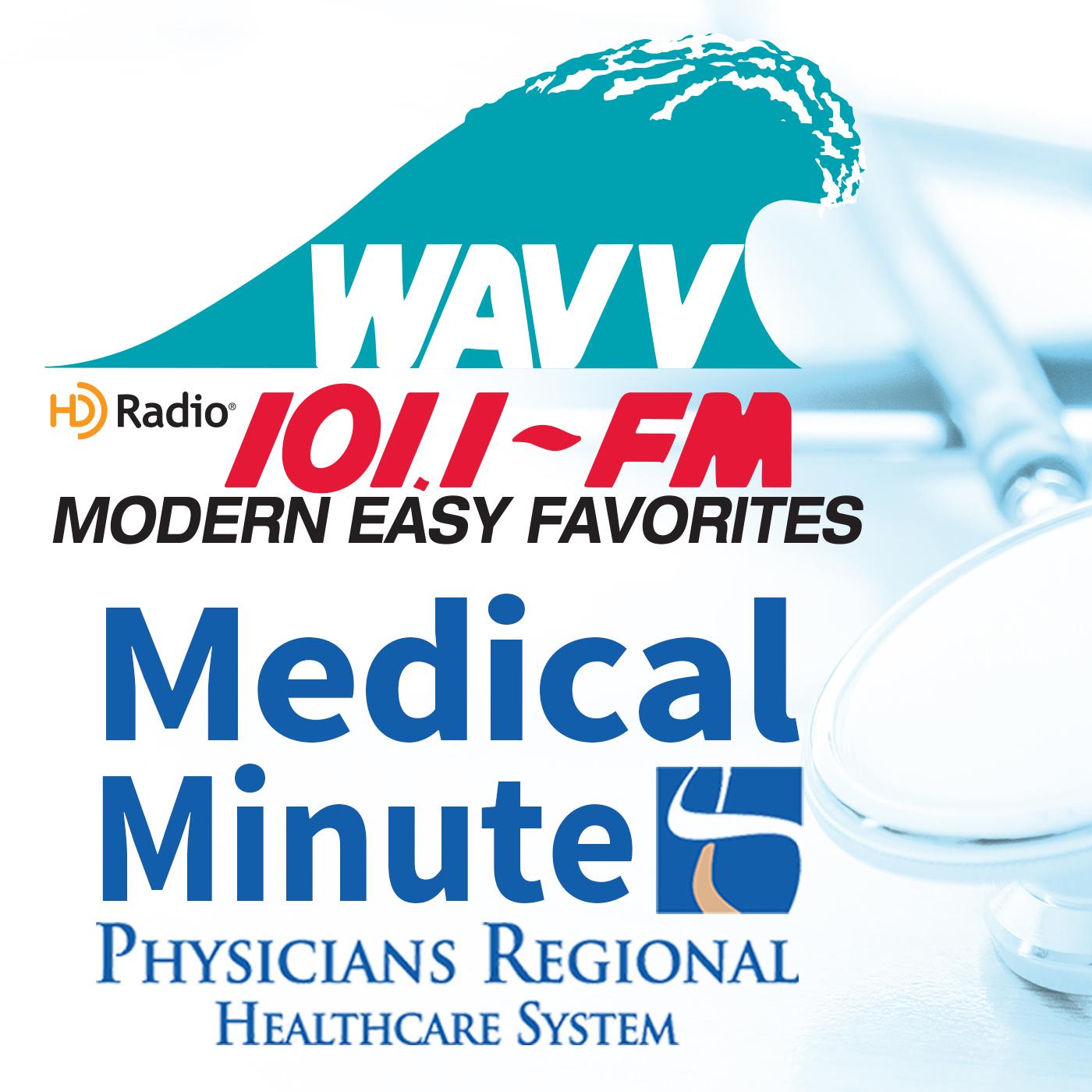 WAVV 101 - Medical Minute show art