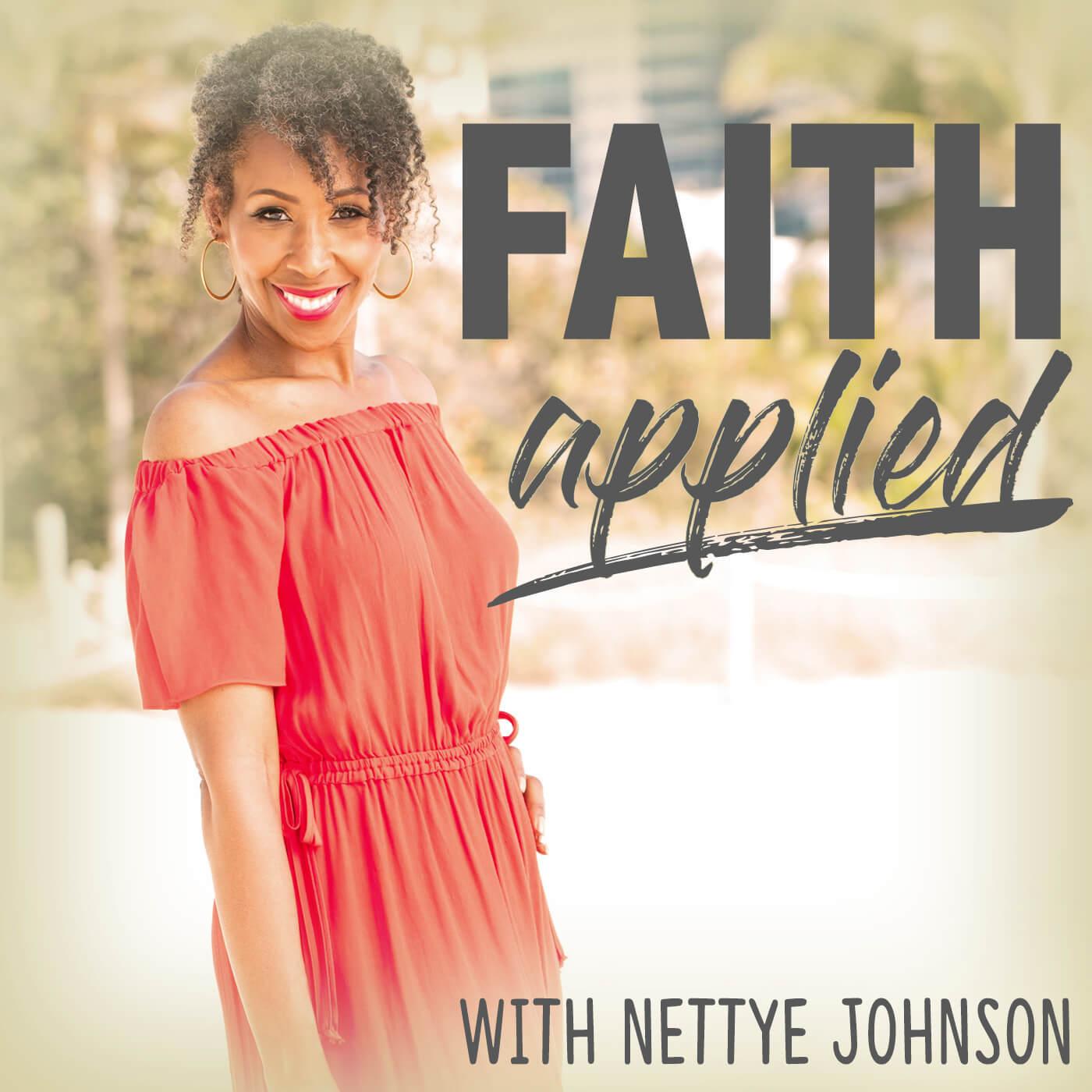 Faith Applied show art