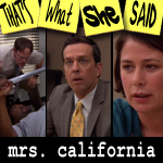 "Episode # 130 -- ""Mrs. California"" (12/1/11)"