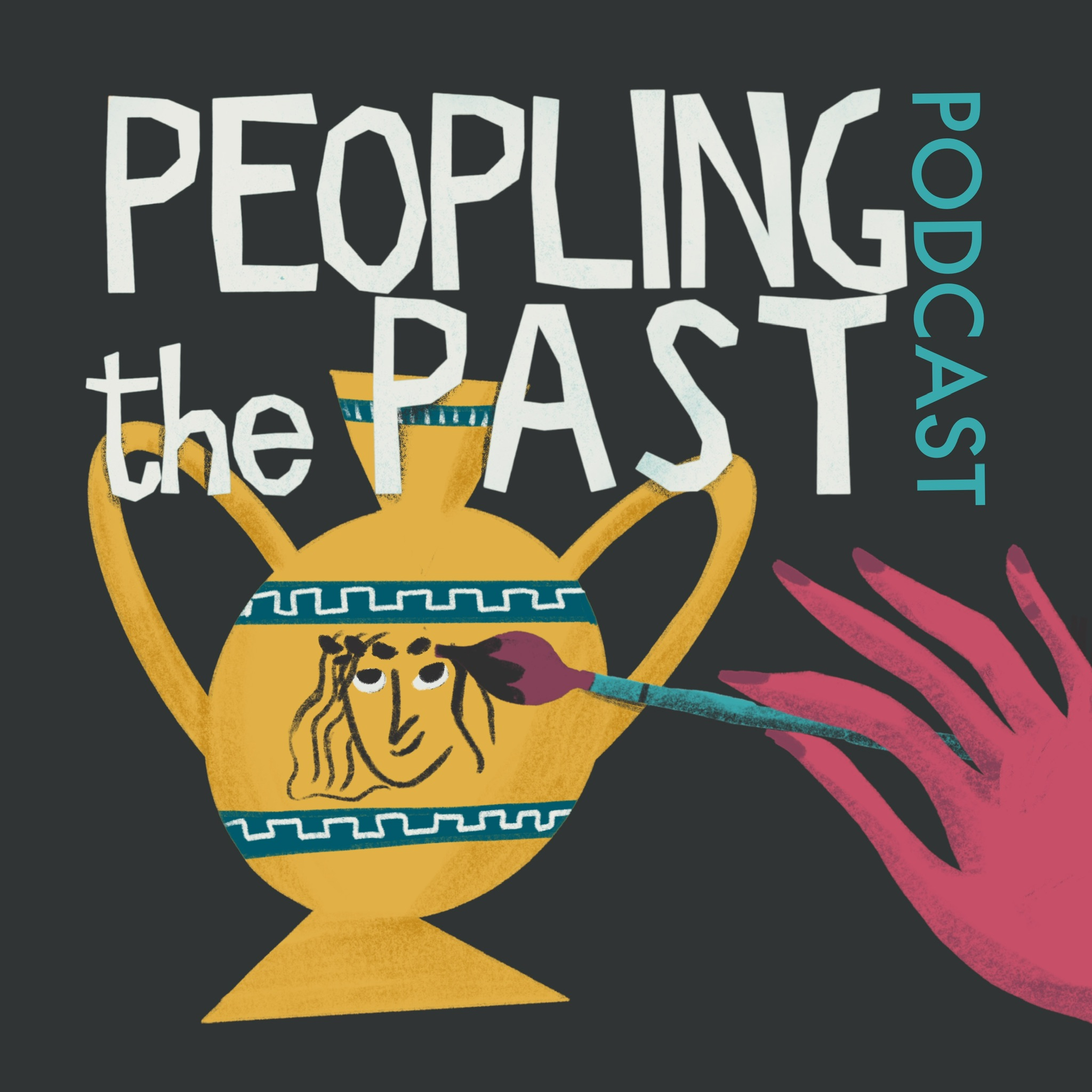 Artwork for Introducing Peopling the Past
